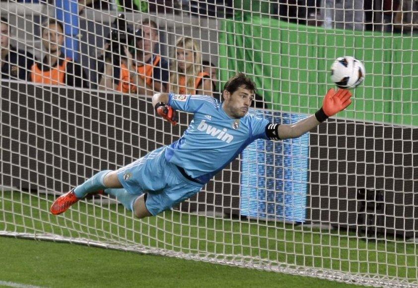 Ikeras Casillas