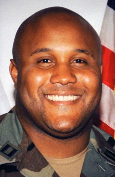 Atleistas Los Andželo policininkas Christopheris Jordanas Dorneris
