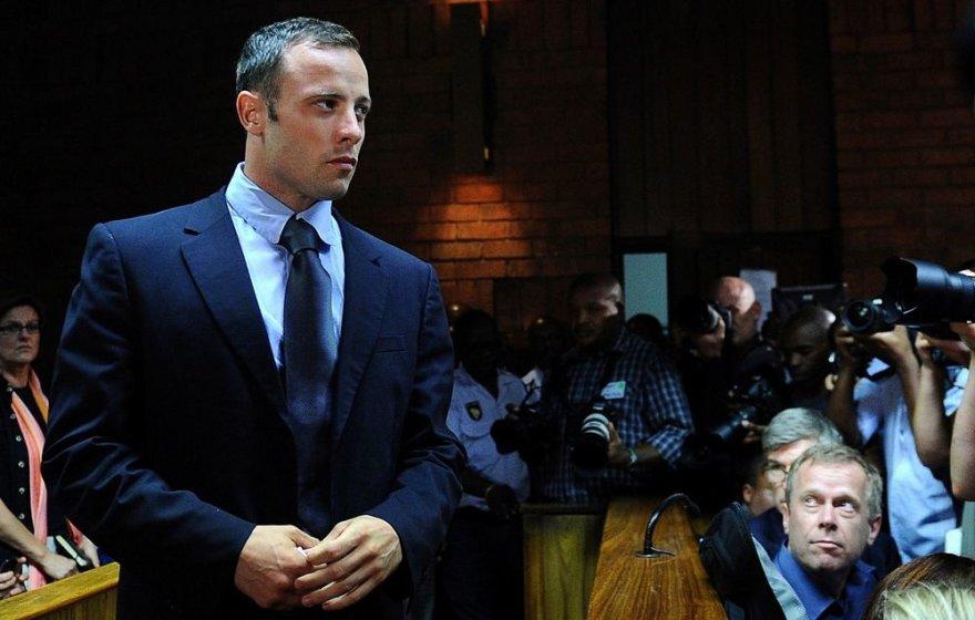 Oscaras Pistorius teisme