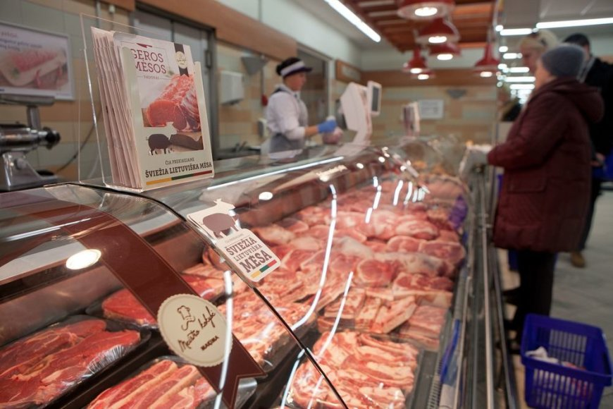 """""""Geros mėsos vadovas"""" – jau didžiausiuose parduotuvėse"""