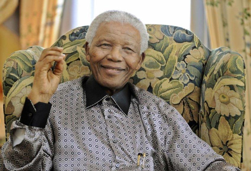 Nelsonas Mandela (2008 m.)