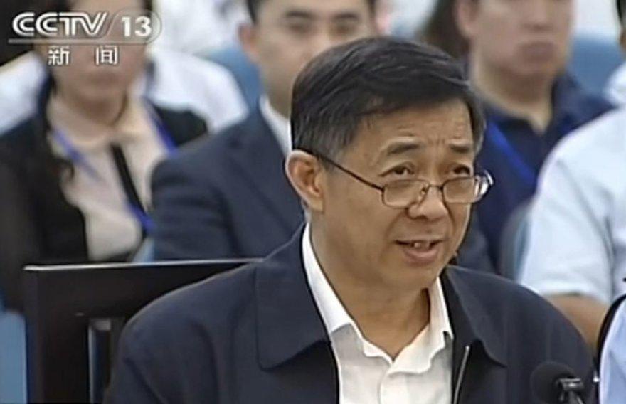 Bo Xilai teisme