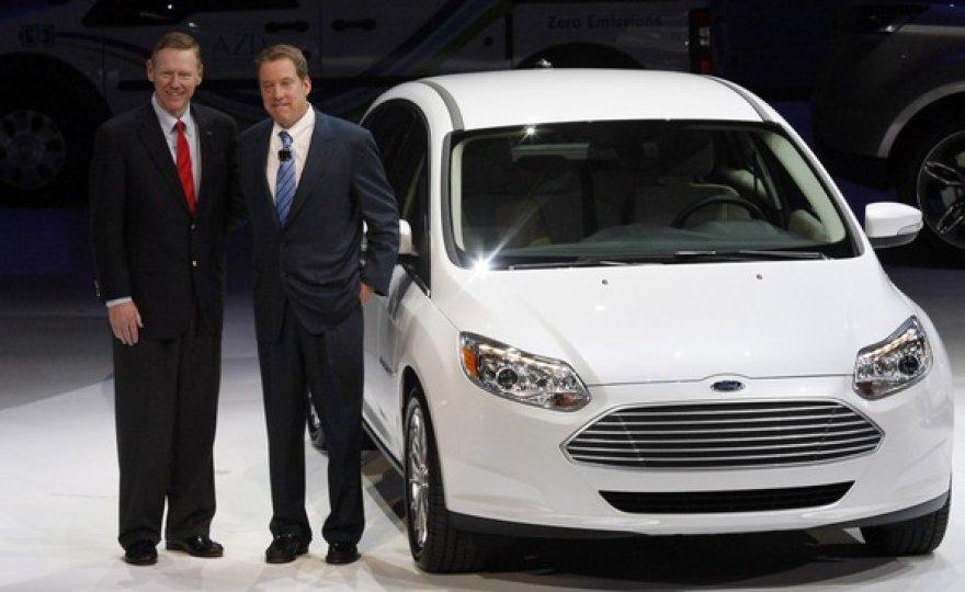 """Elektra varomas """"Ford Focus"""""""