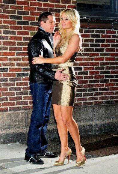 Paris Hilton ir Cy Waitsas
