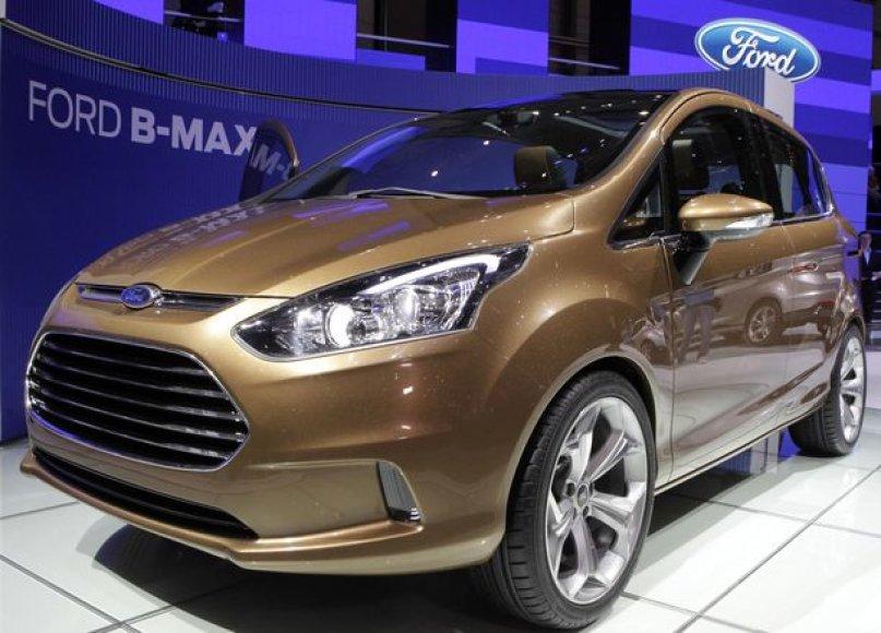 """Ford B-Max"""