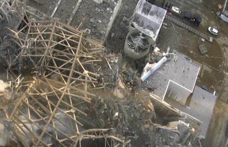 Trečiasis Fukušimos-1 atominės elektrinės blokas