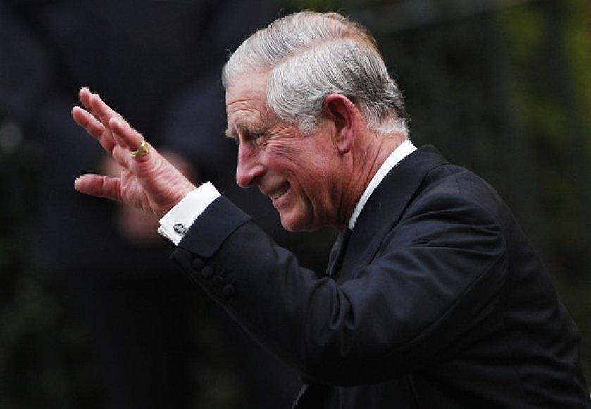 Didžiosios Britanijos princas Charlesas