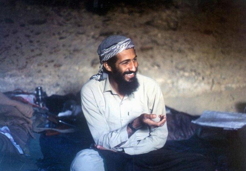 Osama bin Ladenas (1988 m.)