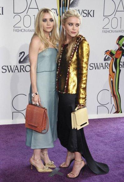 Ashley ir Mary-Kate Olsen