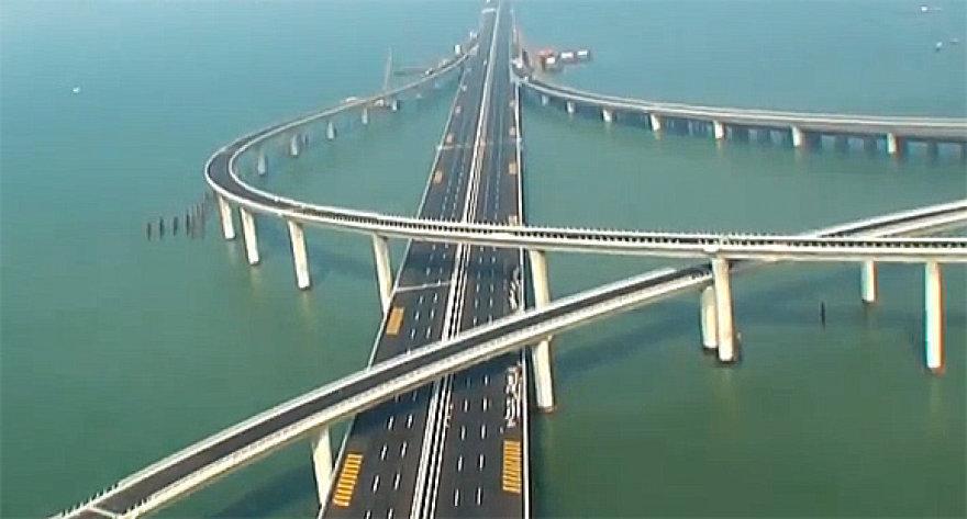 """Jiaozhou"" jūrinis tiltas"