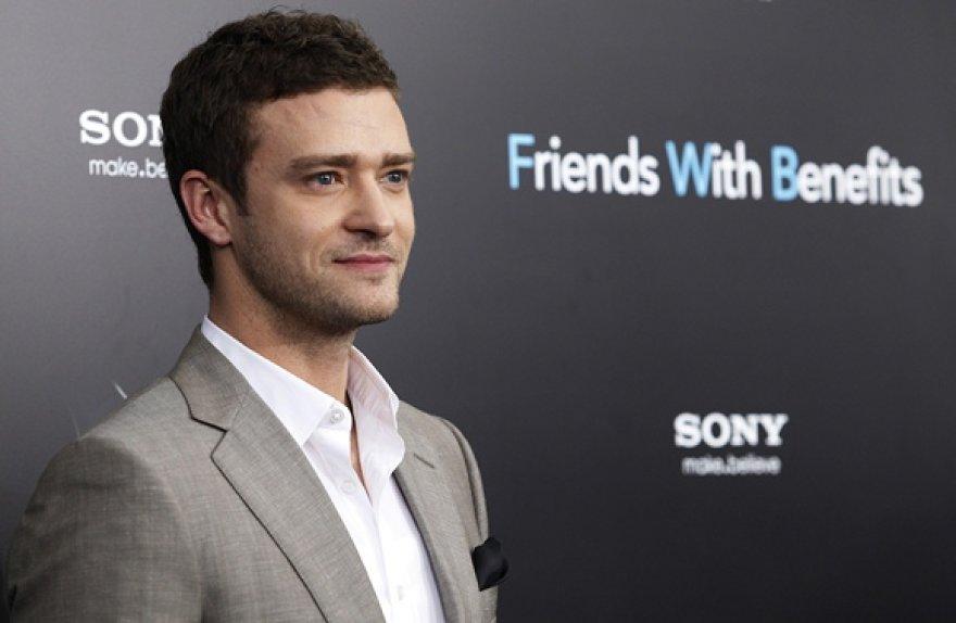 Justinas Timberlake'as