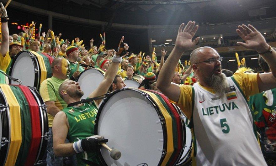 Lietuvos krepšinio sirgaliai