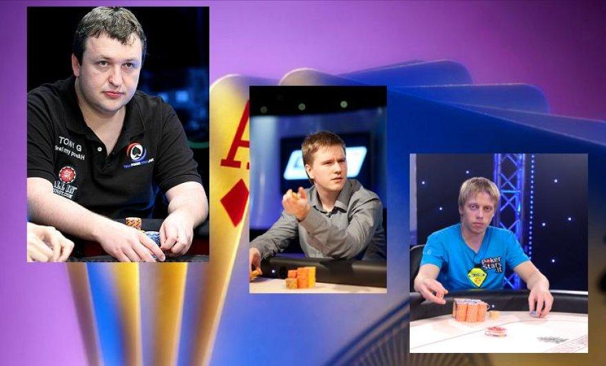 A.Guoga, D.Karmazinas ir A.Adomkevičius