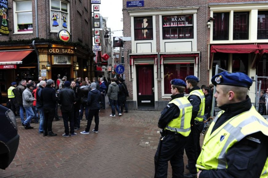 Olandijos Amsterdamo mieste