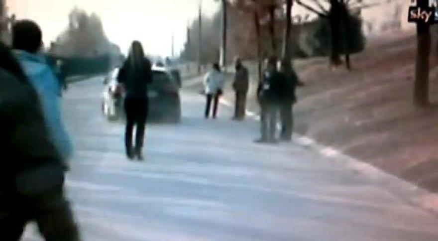 Zlatanas Ibrahimovičius automobiliu kliudė merginą