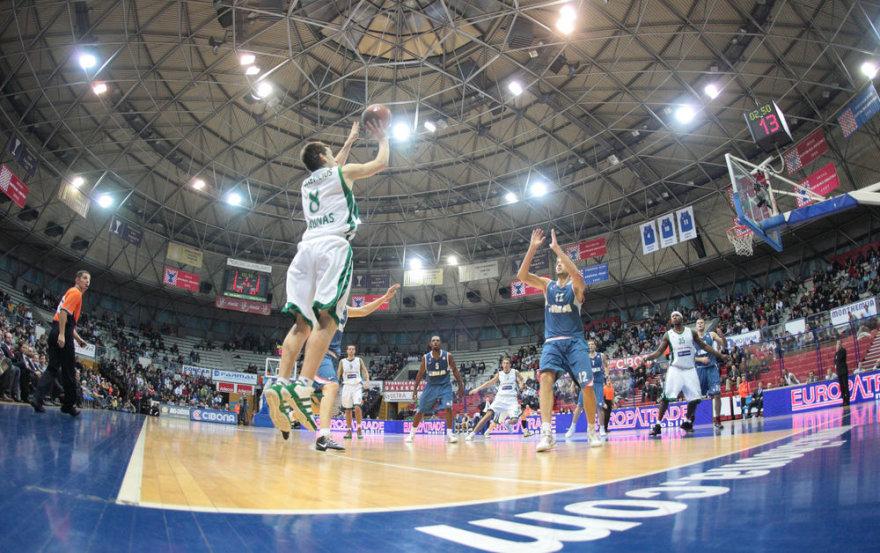 Zagrebo krepšininkai grasina trauktis iš Adrijos lygos
