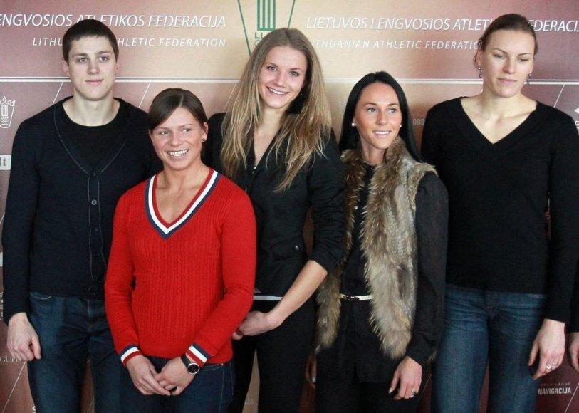 Lietuvos lengvaatlečiai