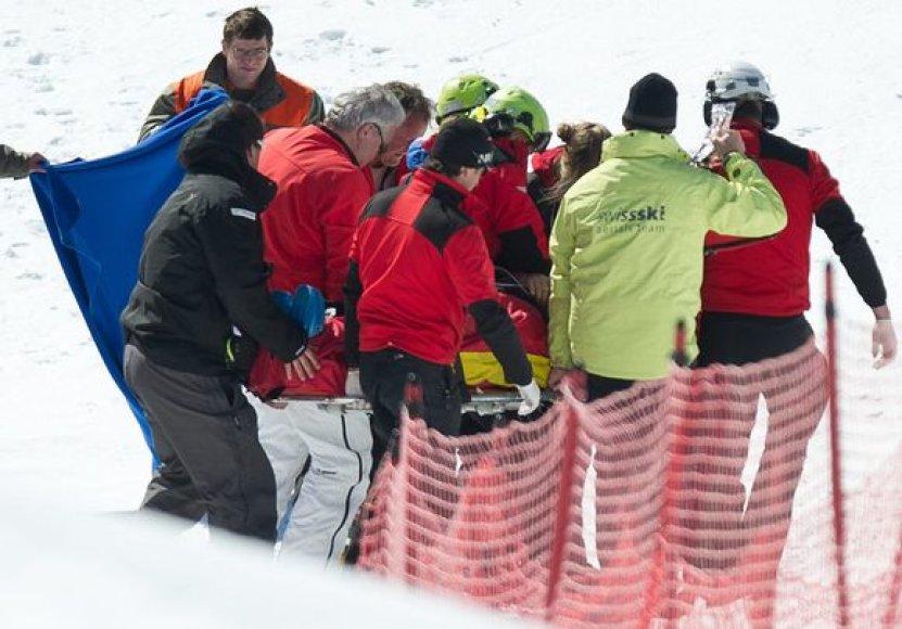 Pasaulio taurės varžybose žuvo Kanados slidininkas
