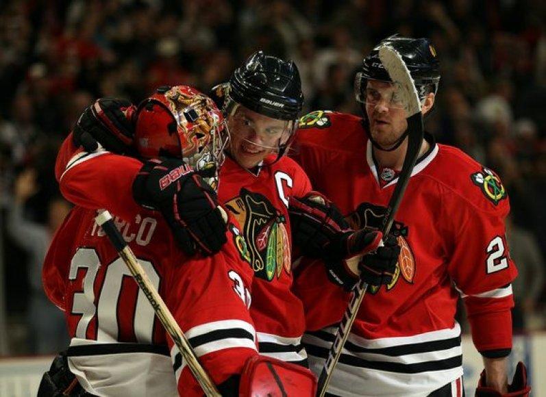 NHL Stenlio taurės savininkų sąskaitoje po 14 pergalių ir pralaimėjimų