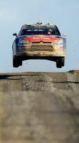 S.Loebas užsitikrino čempiono titulą