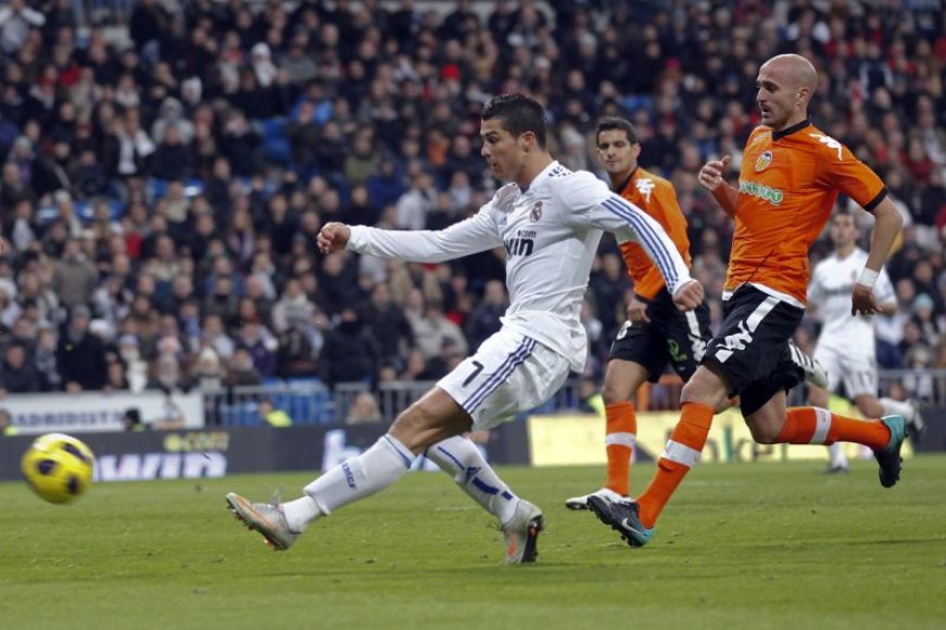 C.Ronaldo pelnė abu įvarčius nugalėtojams