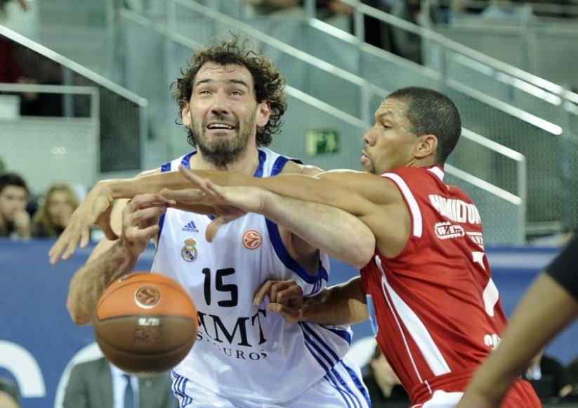 Madrido krepšininkai nepasigailėjo savo varžovų