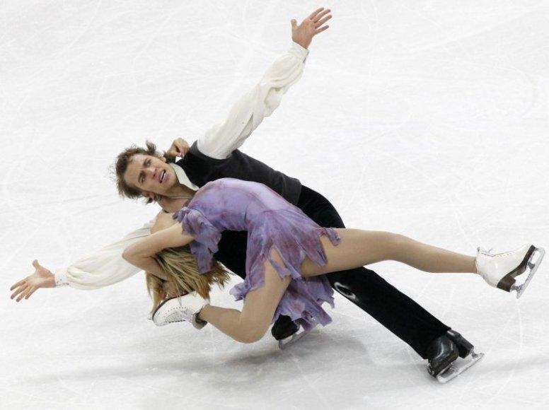 I.Tobias ir D.Stagniūnas puikiai debiutavo Europos čempionate.
