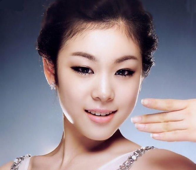Kim Yu-Na tapo visų laikų populiariausia Korėjos sportininke