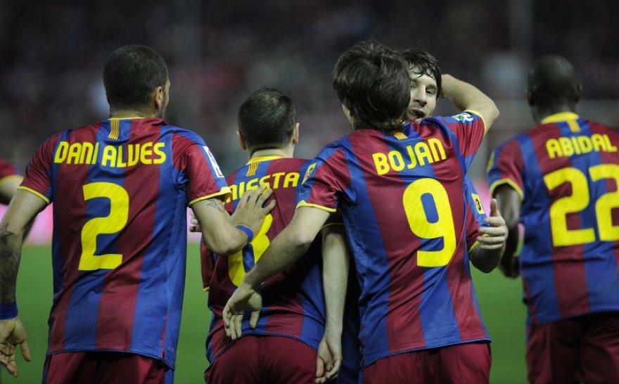 Ispanijos čempionai sužaidė lygiosiomis