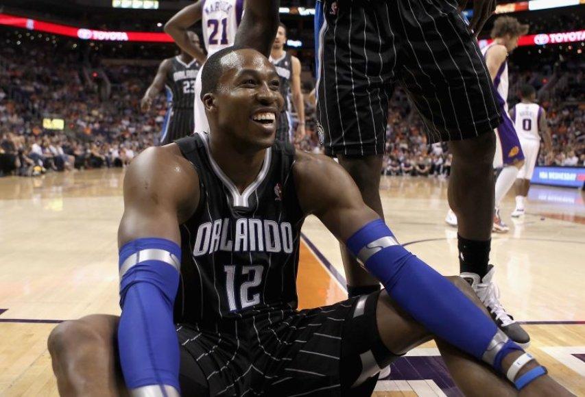 Orlando krepšininkai jau įšoko į atkrintamųjų varžybų traukinį.