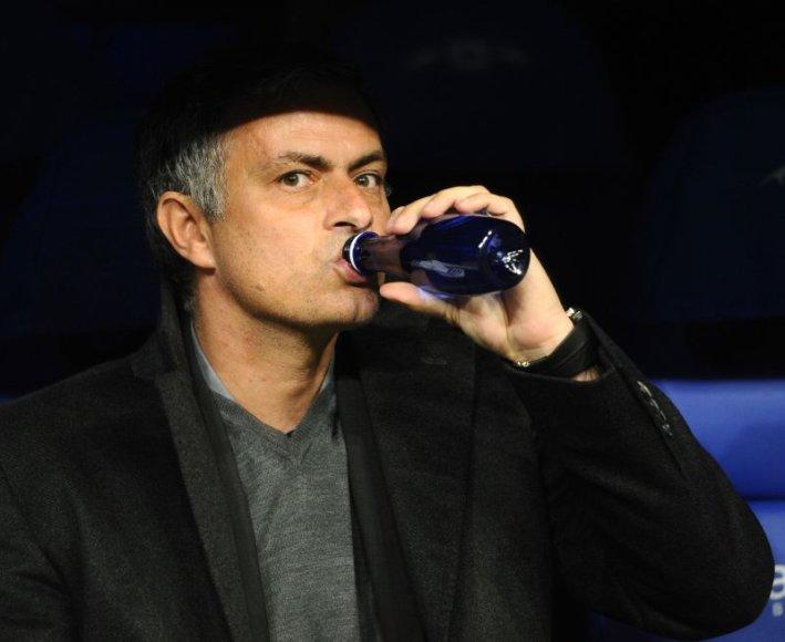 Jose Mourinho atvedė savo komandą į ketvirtfinalį.