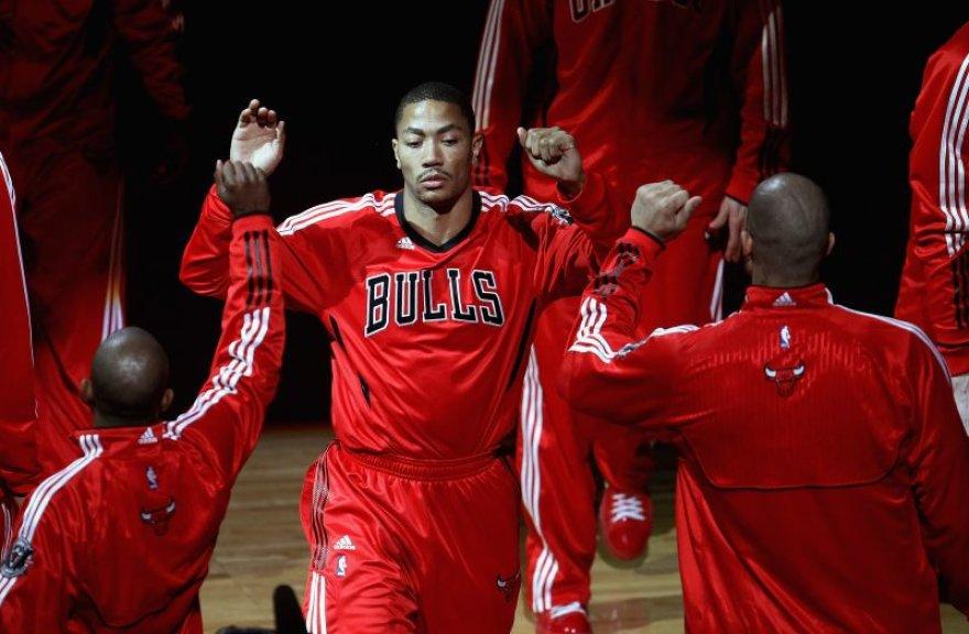 Čikagos krepšininkai arti pusfinalio.