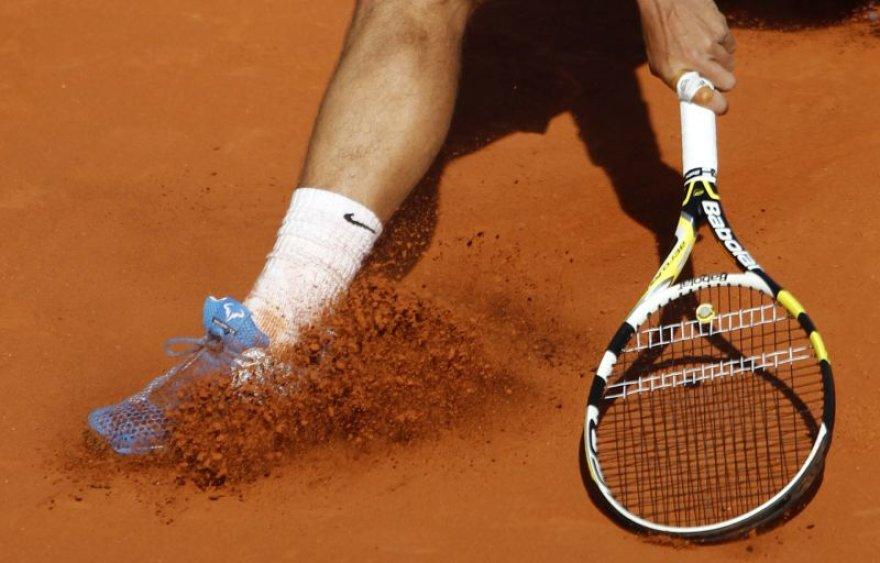 Pusfinalyje R.Nadalis susitiks su A.Murray