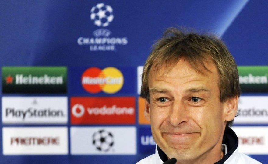 Juergenas Klinsmannas