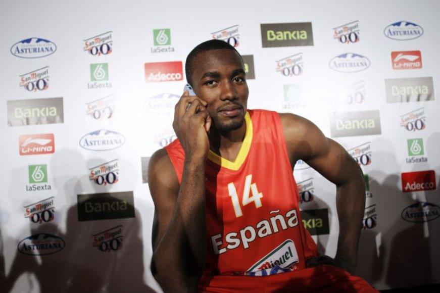 Serge'as Ibaka