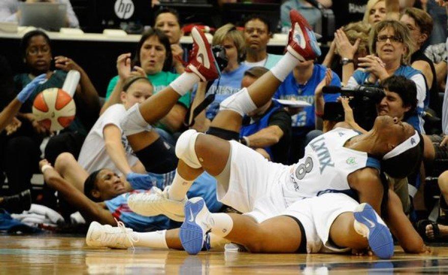 WNBA finalas