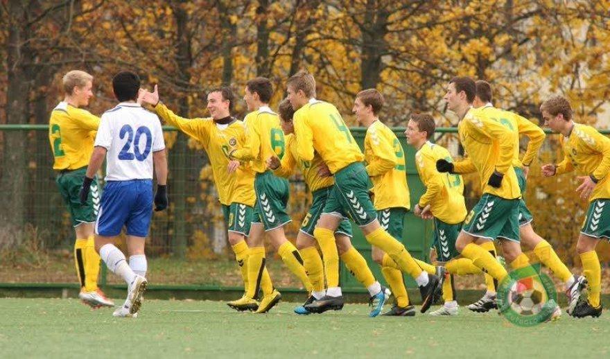 Lietuvos futbolo U-16 rinktinė