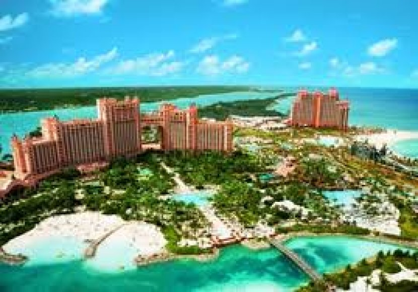 PCA kazino ir viešbutis Atlantis