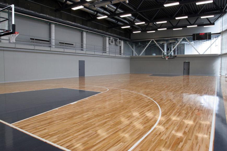 Šiaulių arenos treniruočių salė