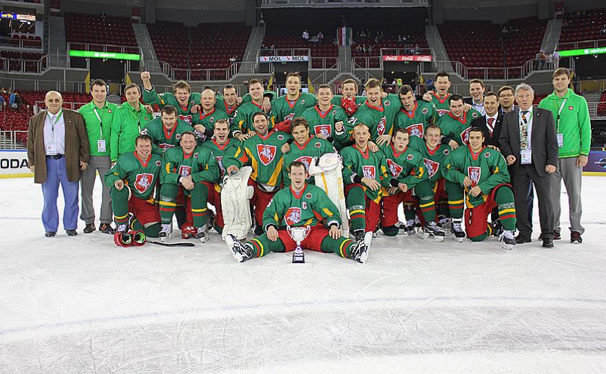 Lietuvos rinktinė (2012 Vengrija)