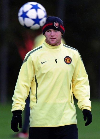W. Rooney vengia žiniasklaidos dėmesio