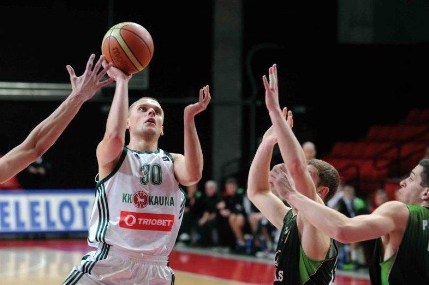 LKL: septintoji Kauno komandos pergalė