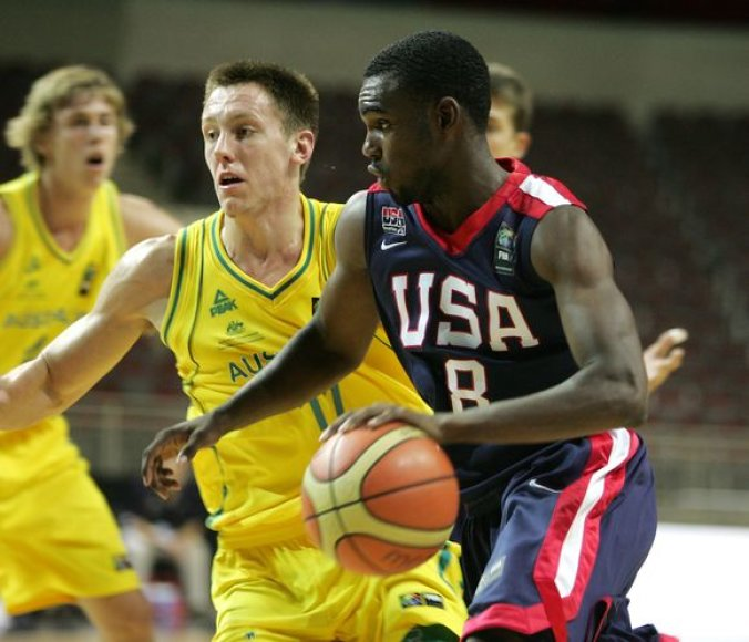 Pasaulio krepšinio čempionatas: JAV užėmė penktą vietą