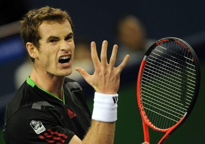 Andy Murray triumfas