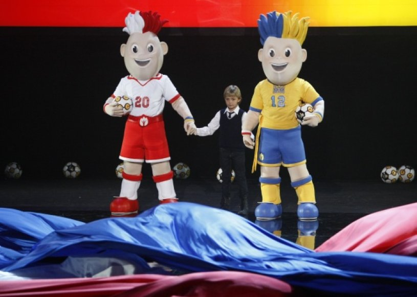 2012 metų Europos futbolo čempionato talismanai