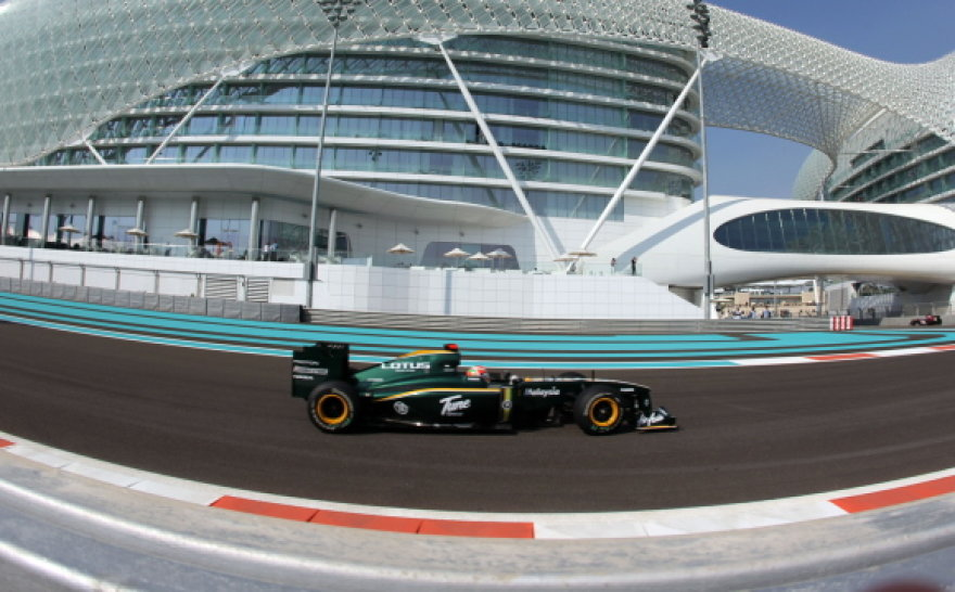 Lotus Racing šių metų čempionate npelnė nė vieno taško.