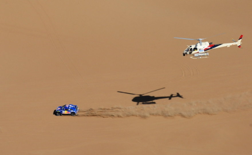 Dakaro lenktynės