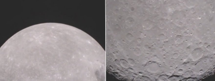 Nematoma Mėnulio pusė