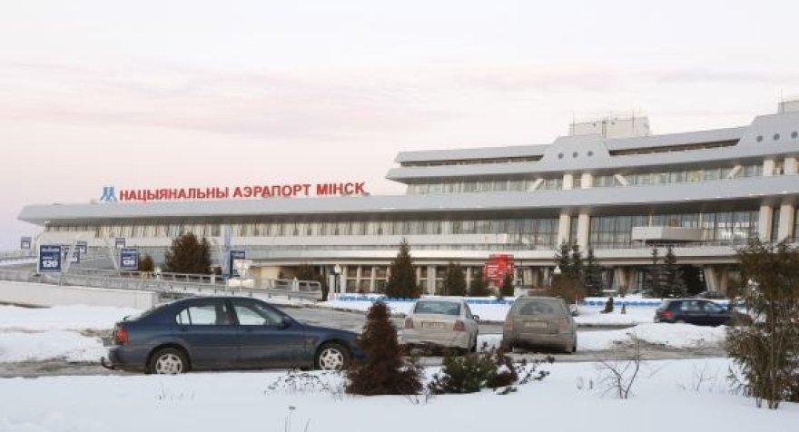 Milžiniškas pramoninis parkas iškils šalia Minsko oro uosto, kurį kinai jau rekonstruoja.