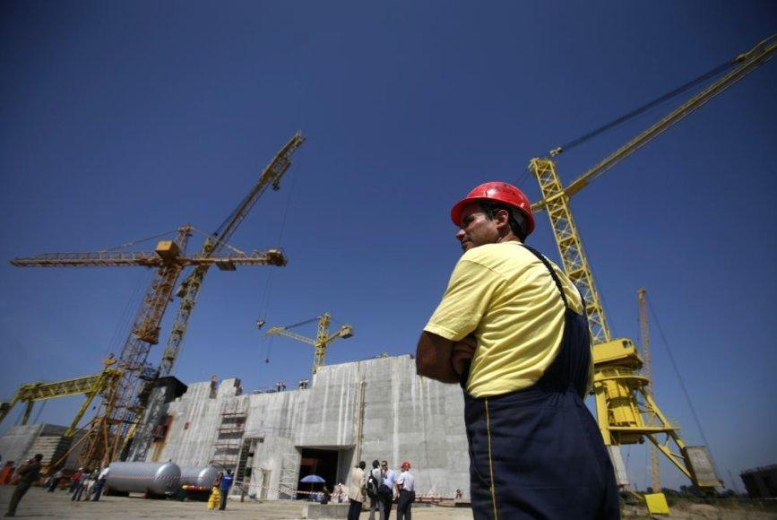 Naujo branduolinio reaktoriaus statybos Bulgarijoje